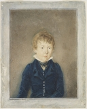 LACHLAN MACQUARIE JUNIOR AS A SMALL BOY