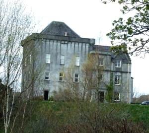 Craignish Castle, where Lachlan Junior died