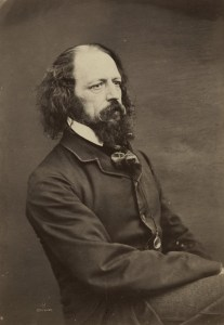 Alfred Lord Tennyson - close friend of John Rashdall.