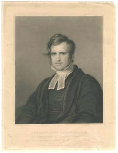 The Reverend John Rashdall 1846