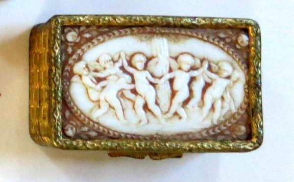 Antique Italian box.