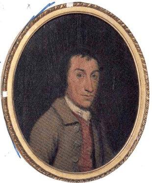 Edward 'Lumpy' Stevens