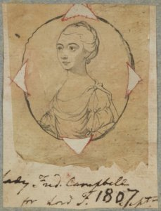 Lady Mary Campbell, nee Meredith