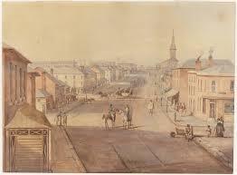 Sydney Town circa 1840