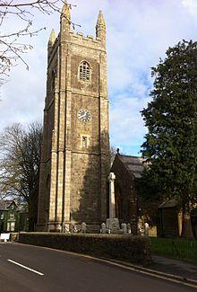 Holsworthy Parish Church