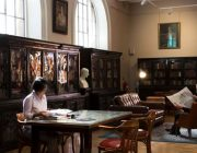 Friends' Room, Library of NSW