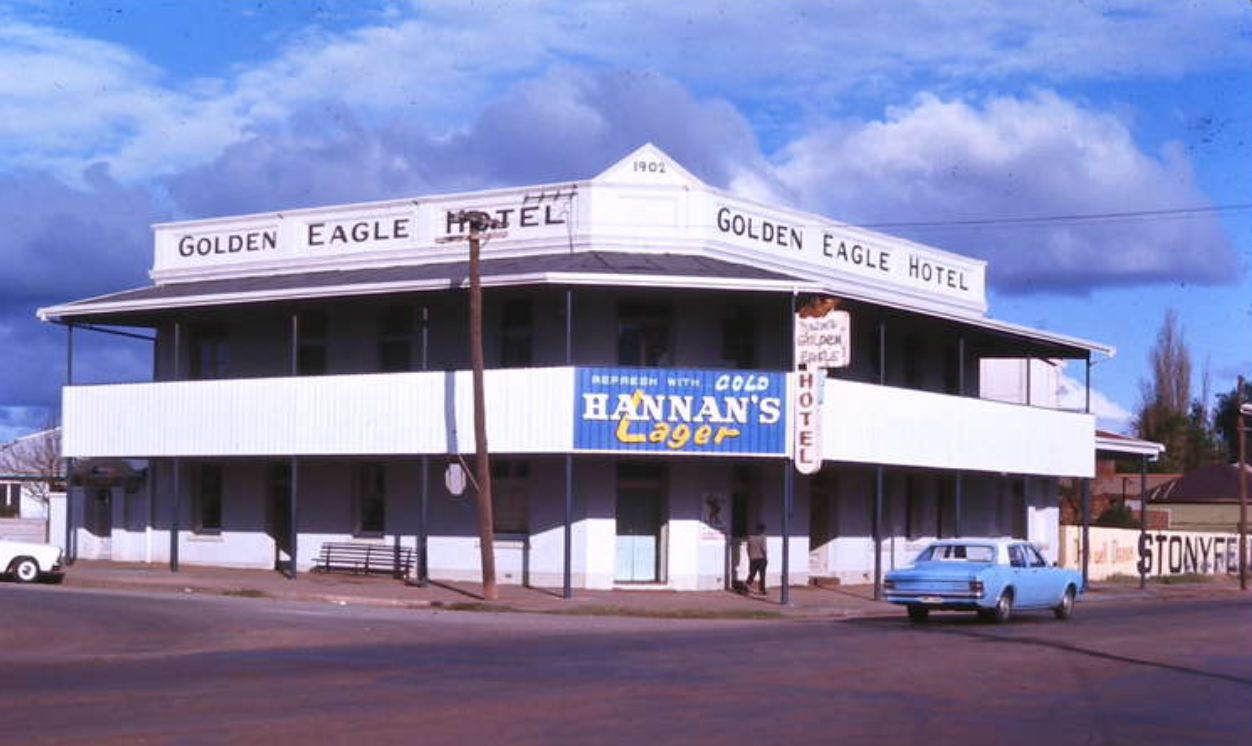 Gold Eagle Casino Hotel