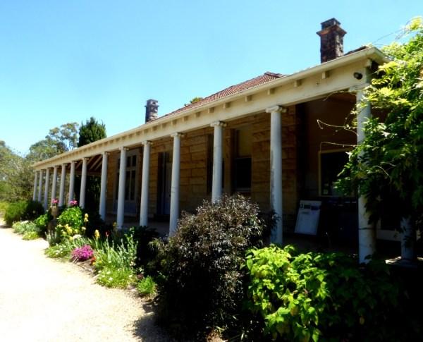 Home of  Australian artist Norman Lindsay.