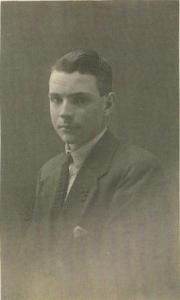 Maurice Allen, son of Alice.
