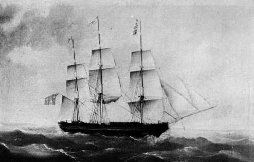 Convict ship Emma Eugenia