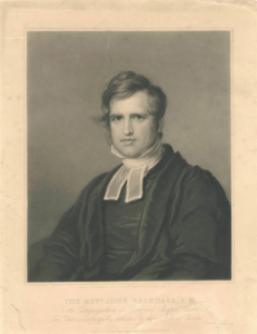 Rev. John Rashdall