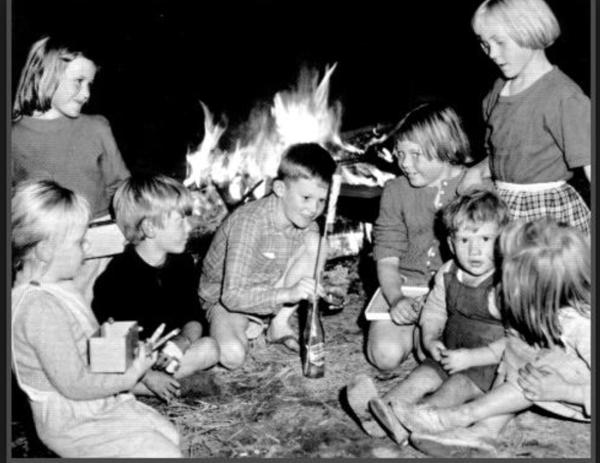 Crackers bonfire night Empire Day