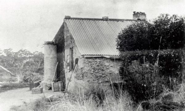 William Murphy's Hut, Blackheath
