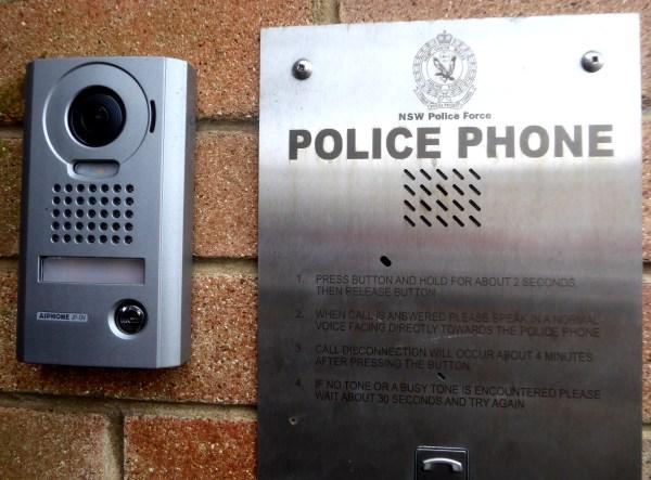 Police portal