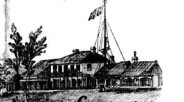 Sir Joseph Banks Hotel, Botany