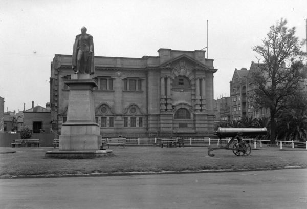 Mitchell Library1923