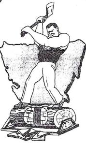 Tasmanian Axeman