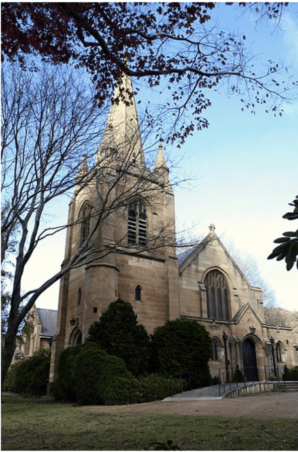 Lithgow's Hoskins Memorial Church