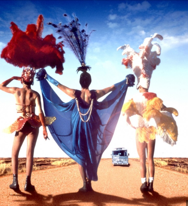Priscilla, Queen of the Desert at Broken Hill