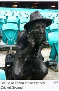 Sydney's famous Cricket heckler Yabba
