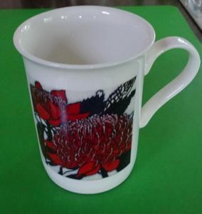 Waratah mug