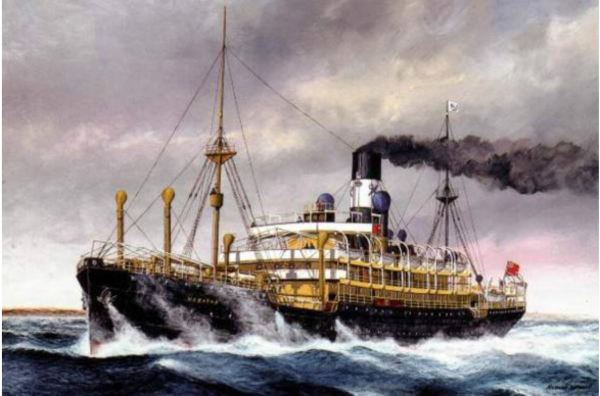 SS Waratah The Bowden family from the Empire Hotel were aboard,