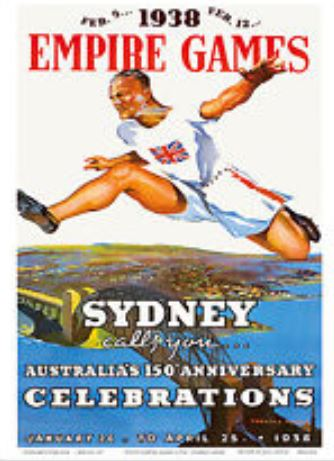 Empire Games Sydney, 1938