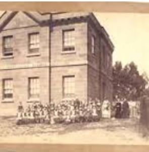 Launseston Girls Industrial School