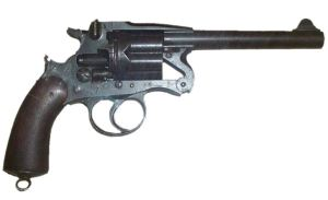 WWI Enfield Service Revolver