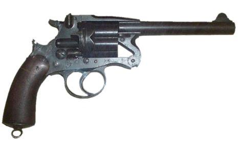 WWI Enfield Service Revolver