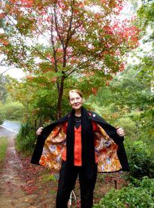 Paulie Conolly's autumn jacket
