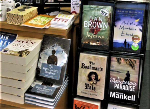 Glee Books at Blackheath