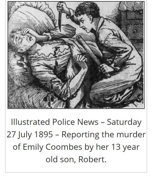 Press coverage of the Robert Coombes case