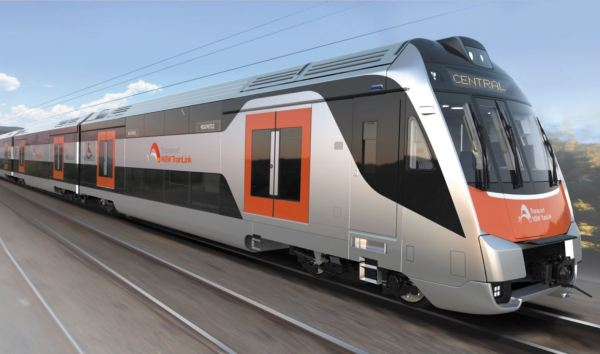 New trains for the Blue Mountins Line