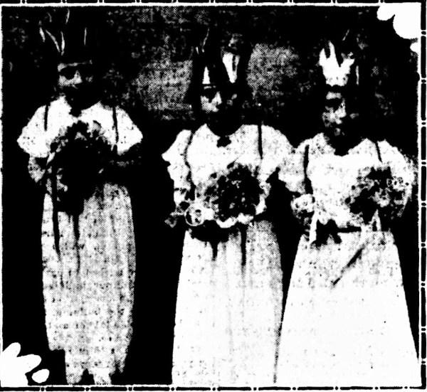 Freeman triplets as Bush Nursing Queens
