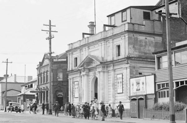 Hobart's Theatre Royal