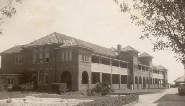 Manly Hospital 1940s