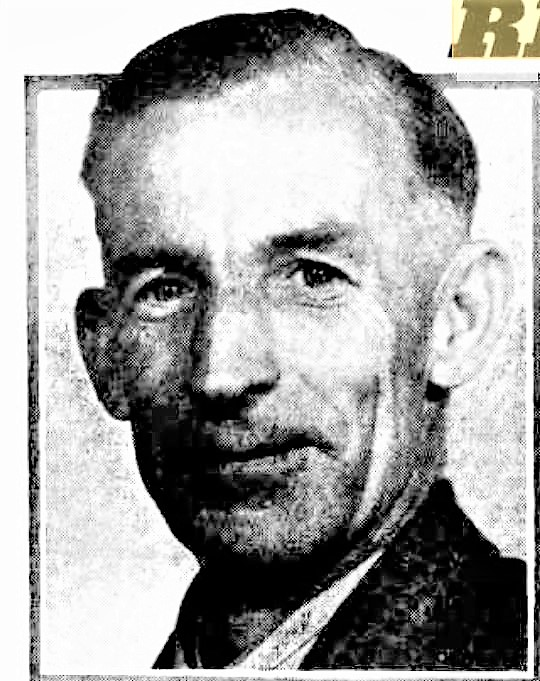 Conald Donald Pagett