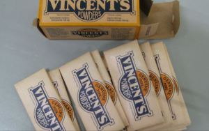 Vincent's Powders