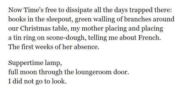 Les Murray Poem