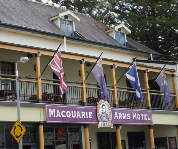 Macquarie Arms Hotel