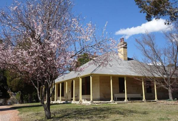 Eskbank House Museum at Lithgow