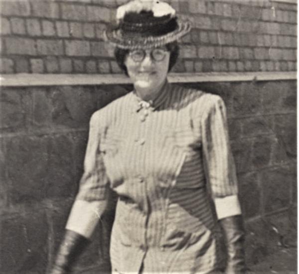 Allce Maud Allen