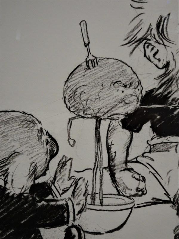Albert the Magic Pudding