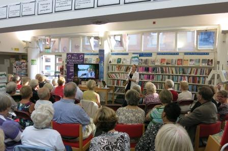 Book Launch at Marlow after recovering from Churg Strauss Syndrome
