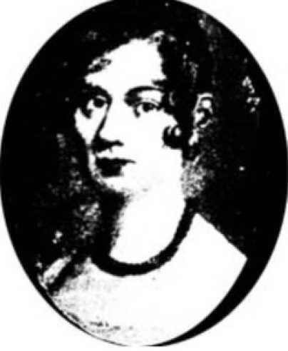 Elizabeth Hawkins, who crossed the Blue Mountains in 1822.