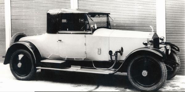 Baby Rolls Royce 1920s