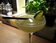 Margarita at Vapiano in Sydney