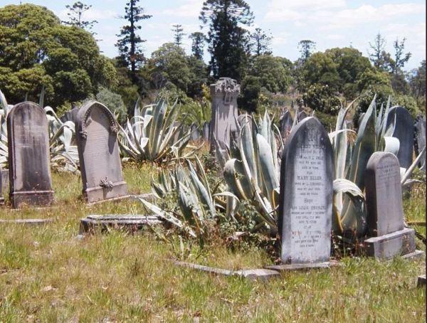 Roockwwod cemetery