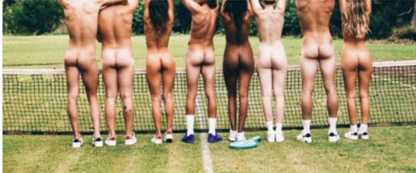 Controversial ad for Dunlop Volleys